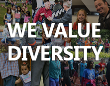 We Value Diversity
